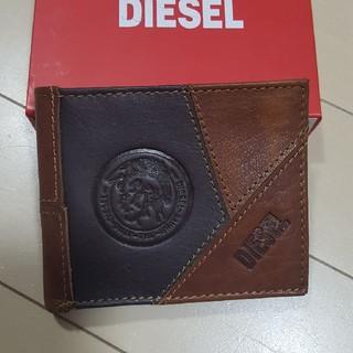 ディーゼル(DIESEL)のディーゼル メンズ 財布(折り財布)