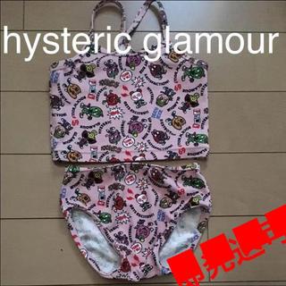 ヒステリックミニ(HYSTERIC MINI)のHYSTERIC MINIセパレート水着hysteric glamourヒスミニ(水着)