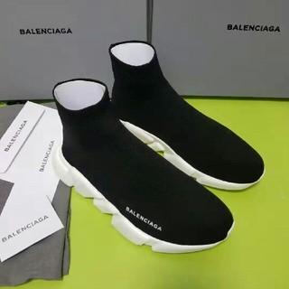 バレンシアガ(Balenciaga)の実物  BALENCIAGAのスピードトレーナー バレンシアガ スニーカー (スニーカー)