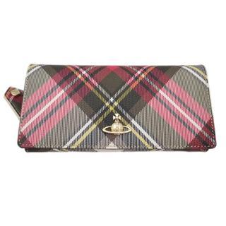 ヴィヴィアンウエストウッド(Vivienne Westwood)の新品Vivienne WestwoodヴィヴィアンウエストウッドDERBY長財布(財布)