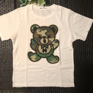 JOEY HYSTERIC - 【美品】ジョーイヒステリック ファックベアtシャツ Lサイズ