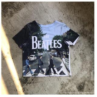 アメリヴィンテージ(Ameri VINTAGE)の新品 Ameri VINTAGE THE BEATLES TEE(Tシャツ(半袖/袖なし))
