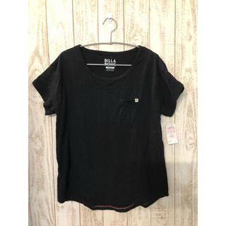 ビラボン(billabong)の【タグ付き】BILLABONG 半袖Tシャツ(ブラック)(Tシャツ(半袖/袖なし))