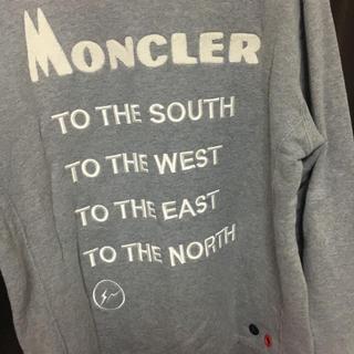 モンクレール(MONCLER)のモンクレール スウェットシャツ トレーナー(トレーナー/スウェット)