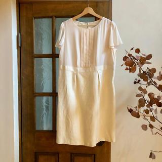 ベルメゾン(ベルメゾン)の新品 ベルメゾン マタニティワンピース 授乳服(マタニティワンピース)