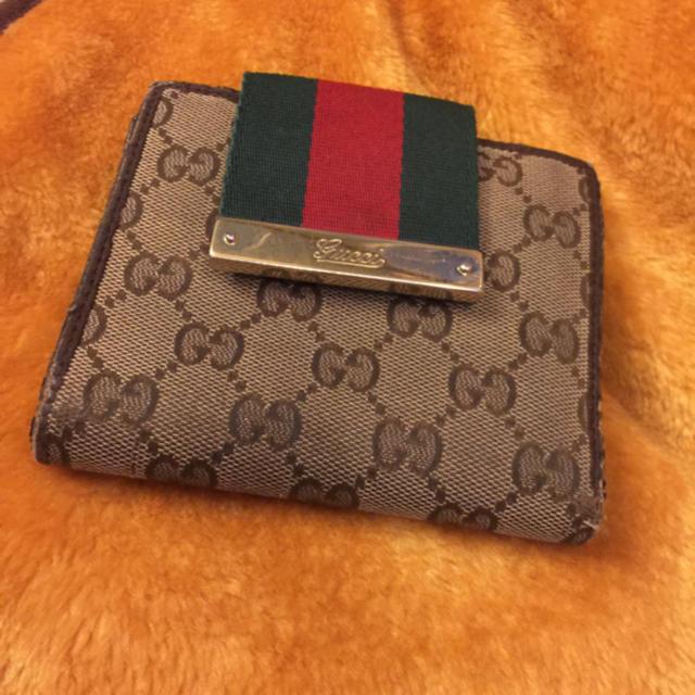 Gucci - GUCCIお財布の通販 by musasabi@MOMA's shop|グッチならラクマ