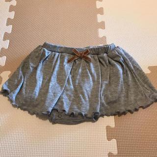 プティマイン(petit main)のフリルブルマスカート(スカート)