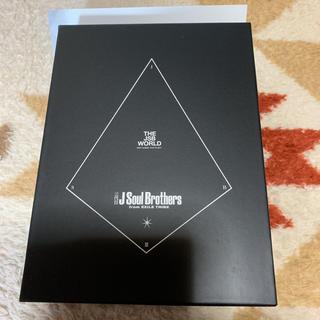 三代目 J Soul Brothers - 3代目☆ 「THE JSB WORLD」値下げ!