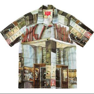 シュプリーム(Supreme)の18SS Drugs rayon Shirt Supreme (シャツ)