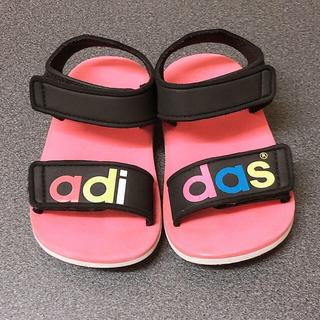 adidas - アディダス キッズサンダル