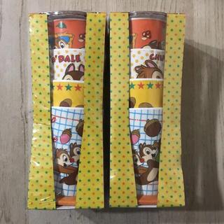 チップアンドデール(チップ&デール)のディズニー チップ&デール メラニンカップ4Pセット 2箱セット(グラス/カップ)