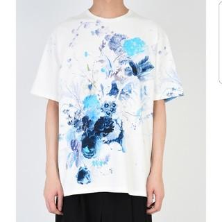 ラッドミュージシャン(LAD MUSICIAN)のLADMUSICIAN 19SS 花柄Tシャツ(Tシャツ/カットソー(半袖/袖なし))