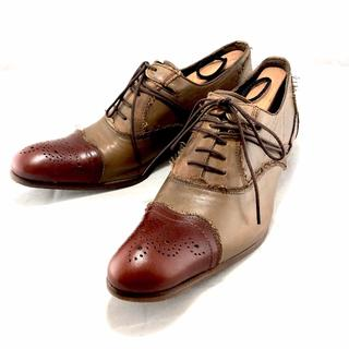 アルフレッドバニスター(alfredoBANNISTER)のアルフレッドバニスター 24.5〜25cm 革靴(ドレス/ビジネス)