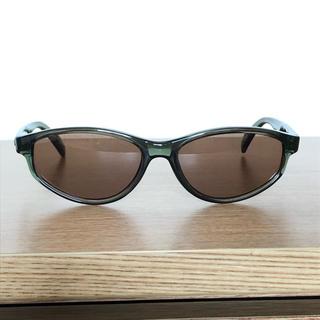ステューシー(STUSSY)のSTUSSY ステューシー サングラス グリーン HOMER ユニセックス(サングラス/メガネ)