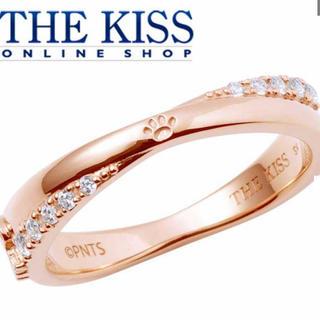 ザキッス(THE KISS)のTHE KISS スヌーピーリング 9号 (リング(指輪))