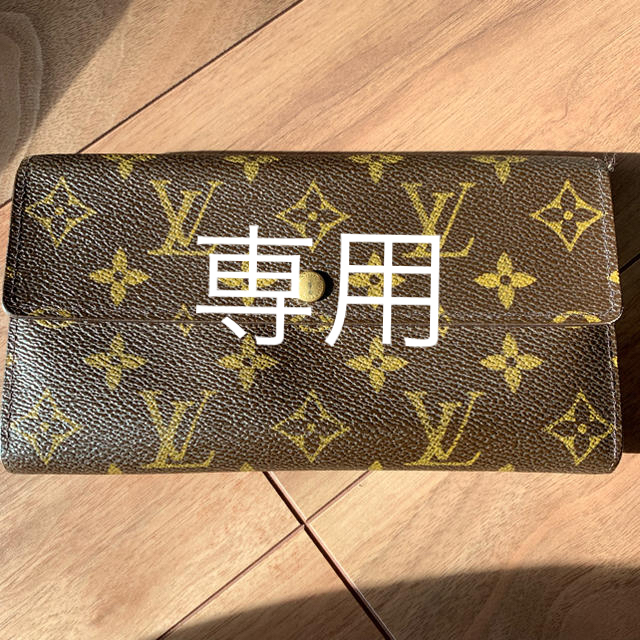 LOUIS VUITTON - ルイヴィトン 長財布の通販 by ともとも's shop|ルイヴィトンならラクマ