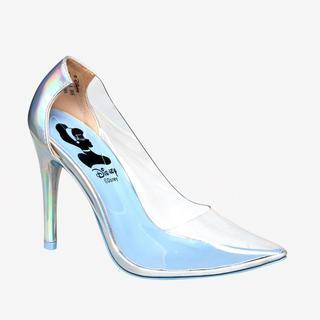 ディズニー(Disney)の履ける ガラスの靴 シンデレラ 結婚式 ハロウィンにも! ディズニー(ハイヒール/パンプス)
