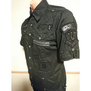 ロエン(Roen)の【ROEN】半袖シャツ 46(シャツ)