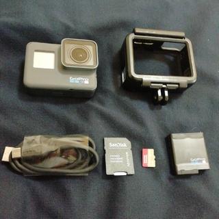 GoPro - gopro hero6 black と microSD 64gbセット