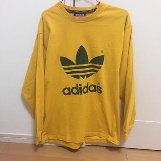 アディダス(adidas)の90S adidas  originals トレフォイル  ロンt(Tシャツ(長袖/七分))