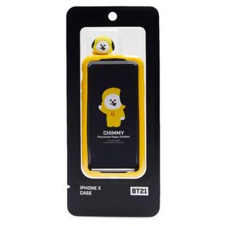 ボウダンショウネンダン(防弾少年団(BTS))のBT21 IPhone X,7/8,7/8Plus 携帯ケース(iPhoneケース)