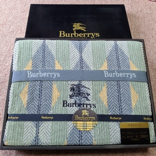 BURBERRY - バーバリー タオルケット
