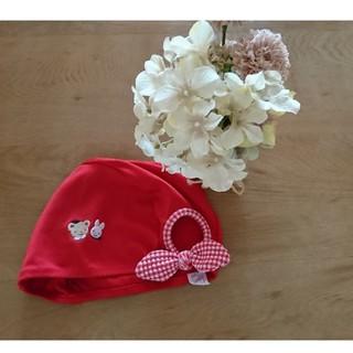 ファミリア(familiar)のファミリア 水泳帽子M(マリン/スイミング)