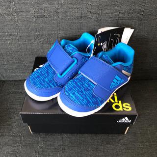 アディダス(adidas)の新品 アディダス スニーカー 男の子 ファーストシューズ 13.0 靴(スニーカー)