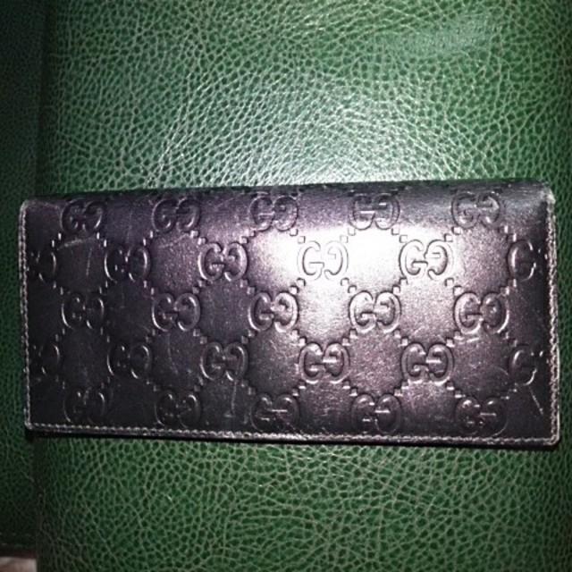 Gucci - GUCCI財布(美品)の通販 by マリアージュ's shop|グッチならラクマ