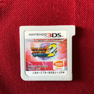 BANDAI - 3DS DRAGON BALLヒーローズ