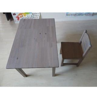イケア(IKEA)のIKEA SUNDVIK スンドヴィーク  キッズデスク&チェアセット(学習机)