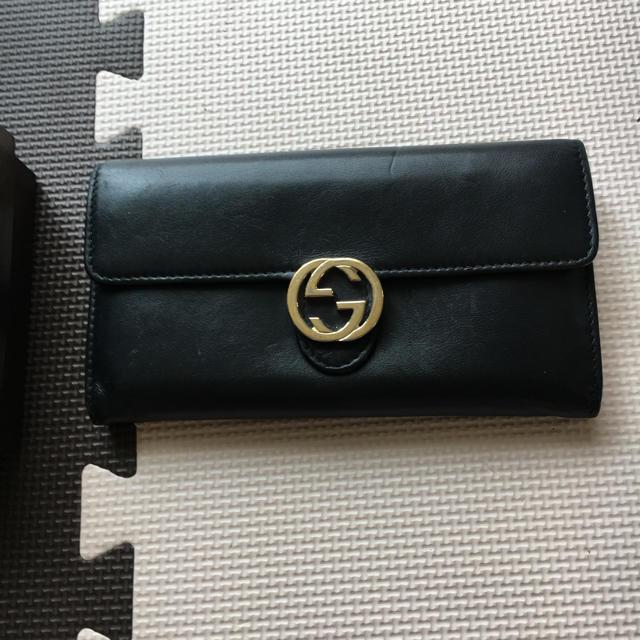Gucci - GUCCI長財布の通販 by セイラ1130's shop|グッチならラクマ