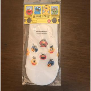 セサミストリート(SESAME STREET)の靴下 新品 セサミストリート22〜26センチ(ソックス)