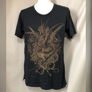 ラッドミュージシャン(LAD MUSICIAN)のLAD MUSICIAN ラッドミュージシャン Tシャツ カットソー 42 XS(Tシャツ/カットソー(半袖/袖なし))