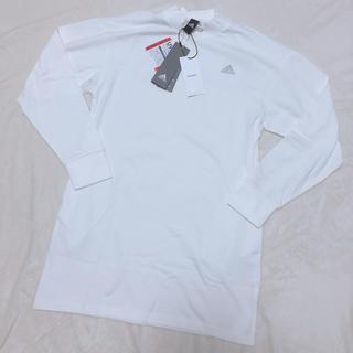 アディダス(adidas)のmoussy adidasのコラボ スポーツウェア(Tシャツ(長袖/七分))