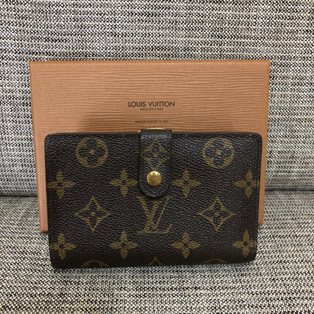 LOUIS VUITTON - 【美品】ルイヴィトン👛ガマ口財布の通販 by チーズ|ルイヴィトンならラクマ