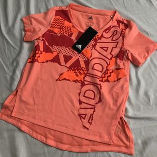 アディダス(adidas)の新品 アディダス Climlite 速乾Tシャツ 120cm定価2470円(Tシャツ/カットソー)
