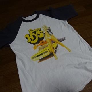 ヒステリックグラマー(HYSTERIC GLAMOUR)の【☆様専用】ヒステリッ2セットSuper HysラグランTシャツ+ロンT(Tシャツ/カットソー(半袖/袖なし))