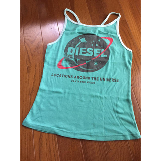 ディーゼル(DIESEL)のDiesel タンクトップ(タンクトップ)