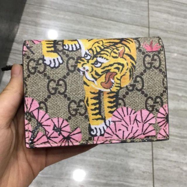 オロビアンコ 財布 偽物わかる - Gucci - GUCCI グッチ ベンガル コンパクト ウォレット 財布 ピンク 虎 タイガーの通販 by りょうほう's shop|グッチならラクマ
