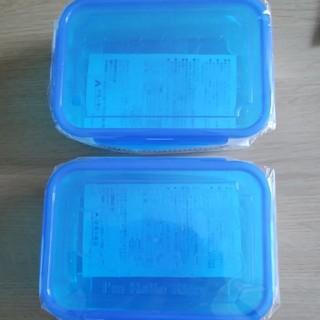 ハローキティ(ハローキティ)の😺キティちゃん柄食品保存容器(容器)