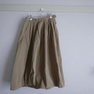 ムジルシリョウヒン(MUJI (無印良品))の無印良品 バルーンスカート(ロングスカート)