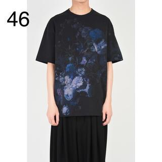 ラッドミュージシャン(LAD MUSICIAN)の19ss 花柄 カットソー  ビッグT 新品(Tシャツ/カットソー(半袖/袖なし))