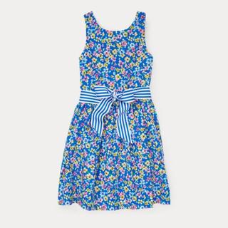ラルフローレン(Ralph Lauren)のsale‼︎ラルフローレン ワンピース 花柄 110センチ(ワンピース)