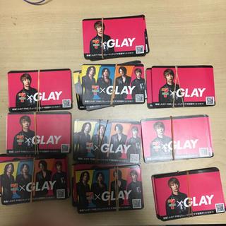 セブンイレブン 応募券 セブンイレブンフェア GLAY 200枚(その他)