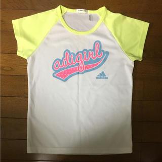 アディダス(adidas)のアディダスTシャツ キッズ(Tシャツ/カットソー)