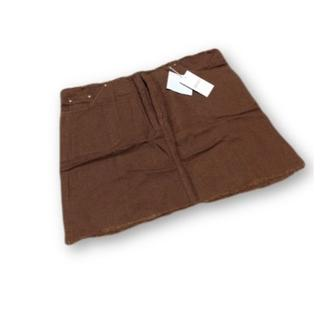 カパルア(KAPALUA)の新品タグ付 カパルア麻入りミニスカート(ミニスカート)