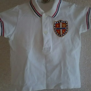 ミキハウス(mikihouse)のミキハウス 80サイズ ポロシャツ(シャツ/カットソー)