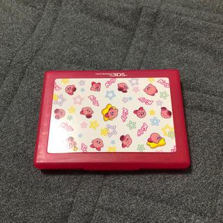 ニンテンドー3DS(ニンテンドー3DS)の3DS用キャラカードケース12『星のカービィ カービィ&スターズ』(キャラクターグッズ)