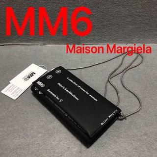 マルタンマルジェラ(Maison Martin Margiela)のMM6 MAISON MARGIELA メゾン マルジェラ PVC バッグ(ショルダーバッグ)